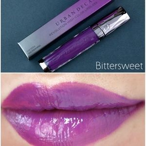 Urban Decay lip gloss   Bittersweet